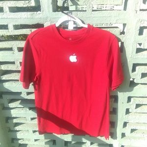 Other - Apple store employee knit retail shirt size m